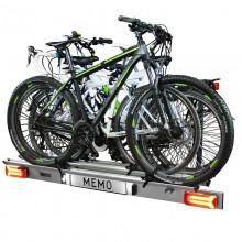 Zorro 4bike, klappbarer Fahrradträger für vier (elektrische) Fahrräder