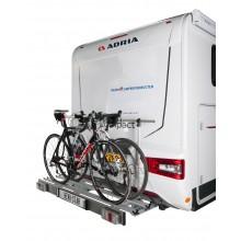 Revo-Star, klappbare Fahrradträger für Reisemobile