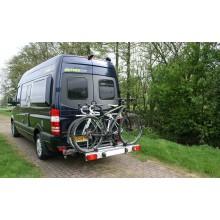 Van-Star, schwenkbare Fahrradträger für Mercedes Sprinter & Volkswagen Crafter