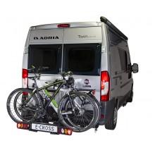Van-Star E-Cross, schwenkbare Fahrradträger mit scharnier auf der linken seite