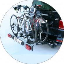 Van-Star, schwenkbare Fahrradträger für Volkswagen T5 und T6