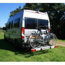 Van-Star, schwenkbare Fahrradträger für Kastenwagen