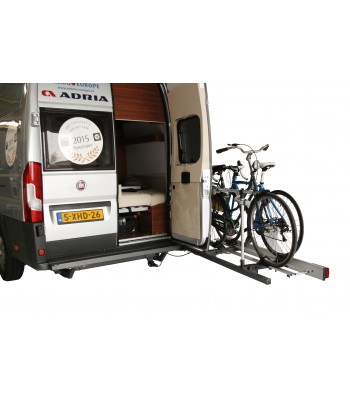 fahrradtr ger f r vans und kastenwagen. Black Bedroom Furniture Sets. Home Design Ideas
