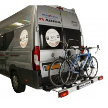Van-Star, schwenkbare Fahrradträger für Fiat Ducato X250 (L1-L3)