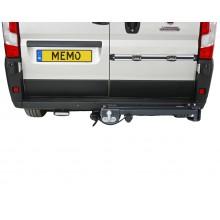 Van-Swing, Anhängerkupplungmodul für Volkswagen T5/T6 Kastenwagen