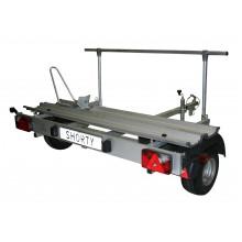 Shorty, Änhänger für Reisemobile (Ausführung Roller)